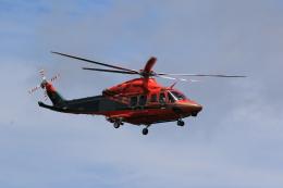 flyskyさんが、成田国際空港で撮影した富山県消防防災航空隊 AW139の航空フォト(飛行機 写真・画像)