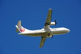 yukimaru-jetさんが、札幌飛行場で撮影した北海道エアシステム ATR 42-600の航空フォト(飛行機 写真・画像)