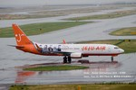 かみきりむしさんが、関西国際空港で撮影したチェジュ航空 737-86Nの航空フォト(写真)
