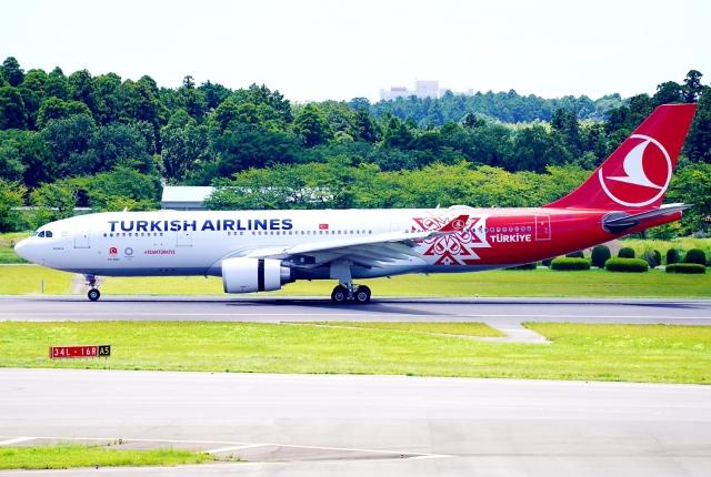 SFJ_capさんが、成田国際空港で撮影したターキッシュ・エアラインズ A330-203の航空フォト(飛行機 写真・画像)
