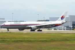 航空フォト:9M-MKF マレーシア航空 A330-300