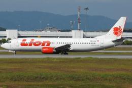 jun☆さんが、クアラルンプール国際空港で撮影したライオン・エア 737-4Y0の航空フォト(飛行機 写真・画像)