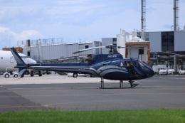 MIRAGE E.Rさんが、出雲空港で撮影した高橋ヘリコプターサービス AS350B2 Ecureuilの航空フォト(飛行機 写真・画像)