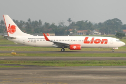 jun☆さんが、スカルノハッタ国際空港で撮影したライオン・エア 737-96N/ERの航空フォト(飛行機 写真・画像)