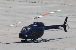 Cleared for take offさんが、新潟空港で撮影した日本法人所有 505 Jet Ranger Xの航空フォト(飛行機 写真・画像)