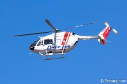 triton@blueさんが、名古屋飛行場で撮影したセントラルヘリコプターサービス BK117C-2の航空フォト(飛行機 写真・画像)