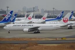 Izumixさんが、羽田空港で撮影した日本航空 767-346/ERの航空フォト(飛行機 写真・画像)