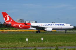 kuraykiさんが、成田国際空港で撮影したターキッシュ・エアラインズ A330-203の航空フォト(飛行機 写真・画像)