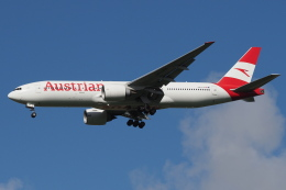 Deepさんが、成田国際空港で撮影したオーストリア航空 777-2Z9/ERの航空フォト(飛行機 写真・画像)