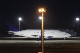 m_aereo_iさんが、中部国際空港で撮影したボーイング 747-4H6(LCF) Dreamlifterの航空フォト(飛行機 写真・画像)