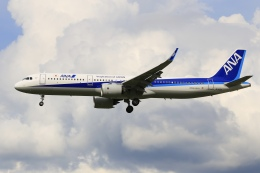 航空フォト:JA142A 全日空 A321neo