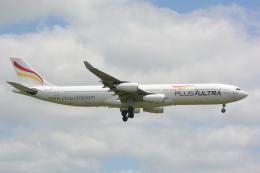 banshee02さんが、成田国際空港で撮影したプルス・ウルトラ A340-313Xの航空フォト(飛行機 写真・画像)
