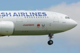 banshee02さんが、成田国際空港で撮影したターキッシュ・エアラインズ A330-203の航空フォト(飛行機 写真・画像)