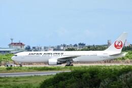 M.Tさんが、宮古空港で撮影した日本航空 767-346/ERの航空フォト(飛行機 写真・画像)