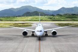 M.Tさんが、石垣空港で撮影した全日空 787-8 Dreamlinerの航空フォト(飛行機 写真・画像)