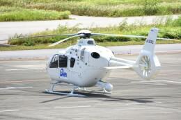 M.Tさんが、石垣空港で撮影した日本法人所有 EC135T3の航空フォト(飛行機 写真・画像)