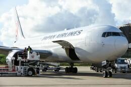 M.Tさんが、石垣空港で撮影した日本航空 767-346/ERの航空フォト(飛行機 写真・画像)