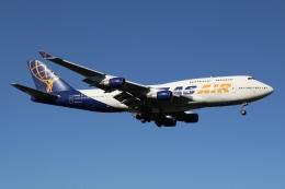 SIさんが、横田基地で撮影したアトラス航空 747-422の航空フォト(飛行機 写真・画像)