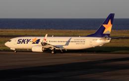 航空フォト:JA73NX スカイマーク 737-800