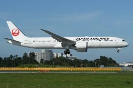 航空フォト:JA881J 日本航空 787-9