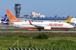 Timothyさんが、成田国際空港で撮影したチェジュ航空 737-8LCの航空フォト(飛行機 写真・画像)