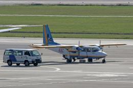 航空フォト:JA5281 琉球エアーコミューター BN-2 Islander/Defender