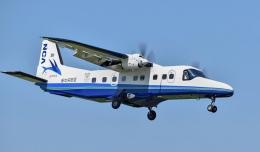 かとそさんが、調布飛行場で撮影した新中央航空 Do 228-212 NGの航空フォト(飛行機 写真・画像)