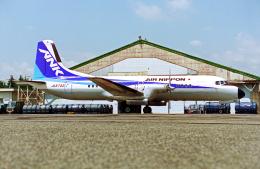 A-330さんが、入間飛行場で撮影したエアーニッポン YS-11A-500の航空フォト(飛行機 写真・画像)