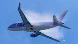 うみBOSEさんが、新千歳空港で撮影したフジドリームエアラインズ ERJ-170-200 (ERJ-175STD)の航空フォト(飛行機 写真・画像)