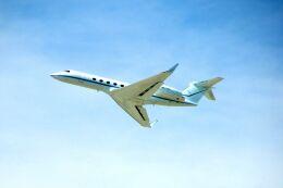 まいけるさんが、ロサンゼルス国際空港で撮影したアメリカ企業所有 G-Vの航空フォト(飛行機 写真・画像)