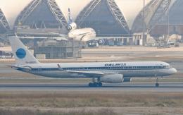 hs-tgjさんが、スワンナプーム国際空港で撮影したダリアビア航空 Tu-204/214/234の航空フォト(飛行機 写真・画像)