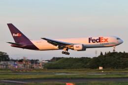 BTYUTAさんが、成田国際空港で撮影したフェデックス・エクスプレス 767-3S2F/ERの航空フォト(飛行機 写真・画像)