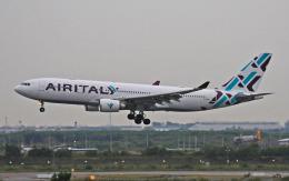 hs-tgjさんが、スワンナプーム国際空港で撮影したエア・イタリー A330-202の航空フォト(飛行機 写真・画像)