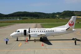 にしやんさんが、紋別空港で撮影した北海道エアシステム 340B/Plusの航空フォト(飛行機 写真・画像)