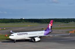 Take51さんが、新千歳空港で撮影したハワイアン航空 A330-243の航空フォト(飛行機 写真・画像)