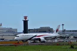 Take51さんが、成田国際空港で撮影したマレーシア航空 A350-941の航空フォト(飛行機 写真・画像)