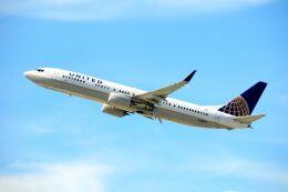 まいけるさんが、ロサンゼルス国際空港で撮影したユナイテッド航空 737-924/ERの航空フォト(飛行機 写真・画像)