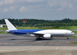 じーく。さんが、成田国際空港で撮影したサザン・エア 777-F16の航空フォト(飛行機 写真・画像)