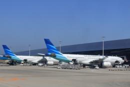 Take51さんが、関西国際空港で撮影したガルーダ・インドネシア航空 A330-343Xの航空フォト(飛行機 写真・画像)
