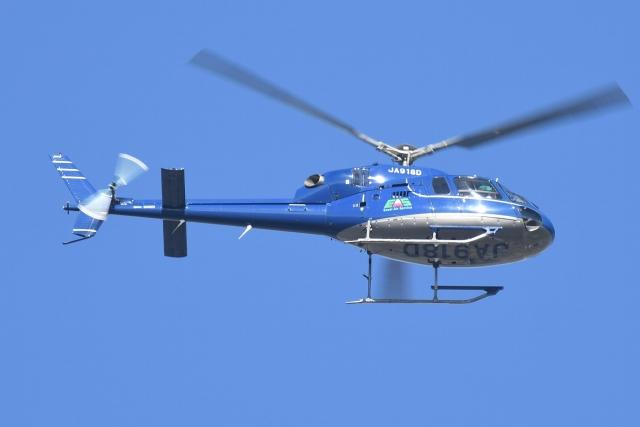 自宅上空で撮影された自宅上空の航空機写真