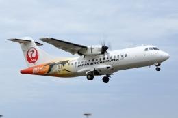 kometaro-64さんが、出雲空港で撮影した日本エアコミューター ATR-42-600の航空フォト(飛行機 写真・画像)
