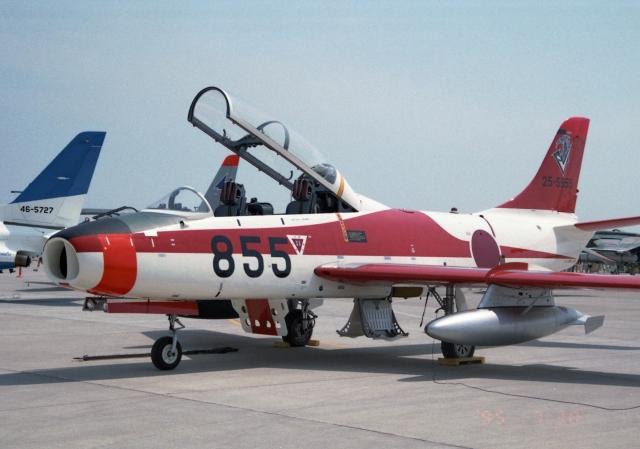 元青森人さんが、松島基地で撮影した航空自衛隊 T-1Bの航空フォト(飛行機 写真・画像)
