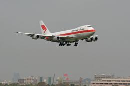 tsubameさんが、福岡空港で撮影したマーティンエアー 747-228F/SCDの航空フォト(飛行機 写真・画像)
