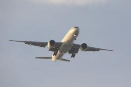 Hiro-hiroさんが、羽田空港で撮影したエールフランス航空 777-328/ERの航空フォト(飛行機 写真・画像)