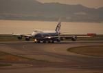 T.Sazenさんが、関西国際空港で撮影したエアブリッジ・カーゴ・エアラインズ 747-4HAF/ER/SCDの航空フォト(飛行機 写真・画像)