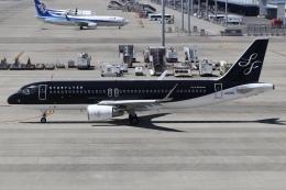 ドガースさんが、中部国際空港で撮影したスターフライヤー A320-214の航空フォト(飛行機 写真・画像)