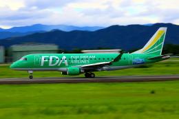 Zakiyamaさんが、熊本空港で撮影したフジドリームエアラインズ ERJ-170-200 (ERJ-175STD)の航空フォト(飛行機 写真・画像)