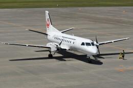 N.tomoさんが、釧路空港で撮影した北海道エアシステム 340B/Plusの航空フォト(飛行機 写真・画像)
