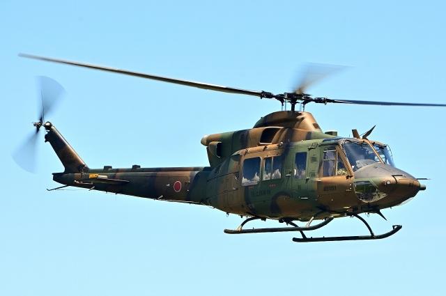 LUCHObyNOSAさんが、明野駐屯地で撮影した陸上自衛隊 UH-2の航空フォト(飛行機 写真・画像)