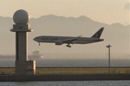 航空フォト:A7-BFS カタール航空カーゴ 777-200